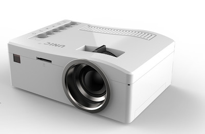 Youli UC18 mini chiếu HD 1080 P micro led chiếu nhà di động thông minh