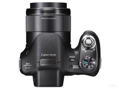 Đặc biệt bán buôn Máy ảnh số Sony H400 Máy ảnh số Sony Zoom 63x zoom quang học 2010 megapixel