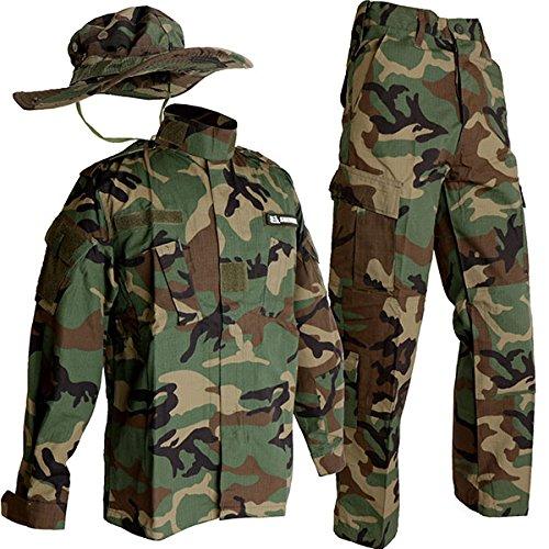 Đồ lính ngụy trang SHENKEL BENN bdu-wl04-M