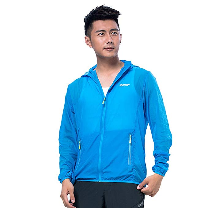 Áo khoác nam chống nắng màu xanh dương JOURNER