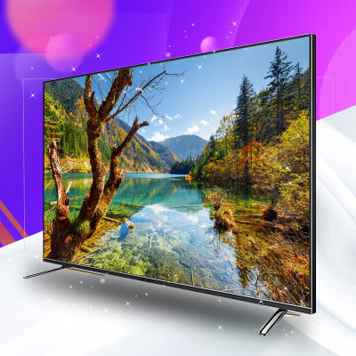 4K âm nhạc độ nét cao mát LCD TV 55 inch 60 inch 65 inch bề mặt thông minh mạng tablet tất cả mọi ng