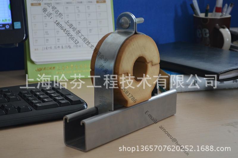 Thượng Hải căn thức cái ống kẹp P - Ống clip thành cây móc áo cao mật độ điện vật liệu polyurethane