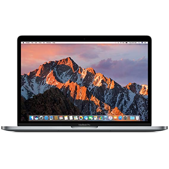 MacBook Pro MPXT2 13in Space Gray- Model 2017 (Hàng chính hãng)