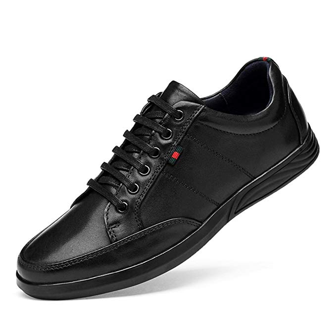 Giày da thể thao nam XIMO BULL 1702-118XM
