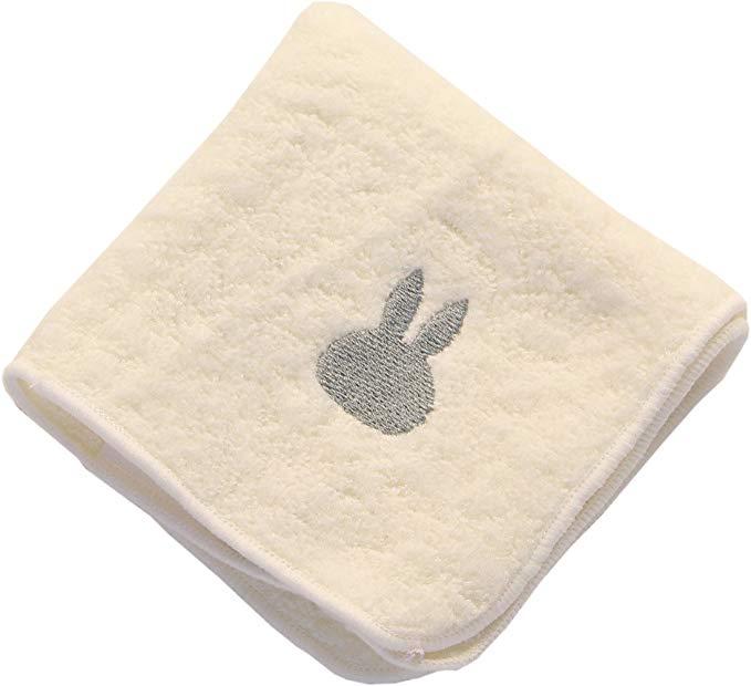 Imabari khăn khăn khăn tay mát mifi mèo furry mini 20 × 20 ngà