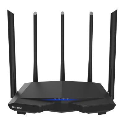 Tenda Tenda AC7 công suất cao 1200 M dual-band 5 Gam Gigabit wireless WIFI router nhà viễn thông băn