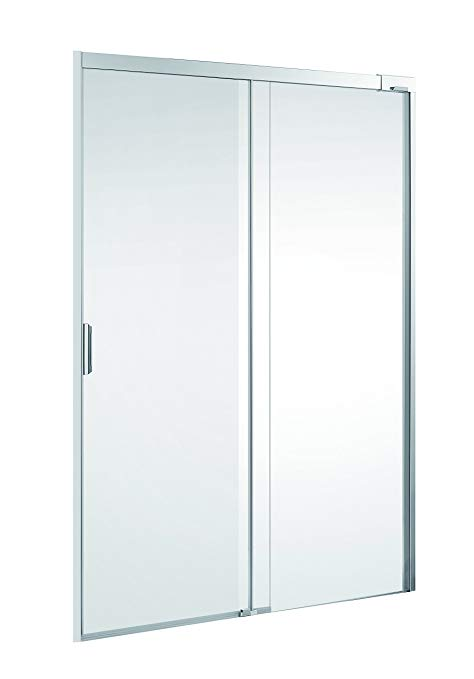 Bồn đứng tắm : vách ngăn Phòng tắm Bằng kính cường lực 6mm kính 1500 * 1950mm ZN145150A2