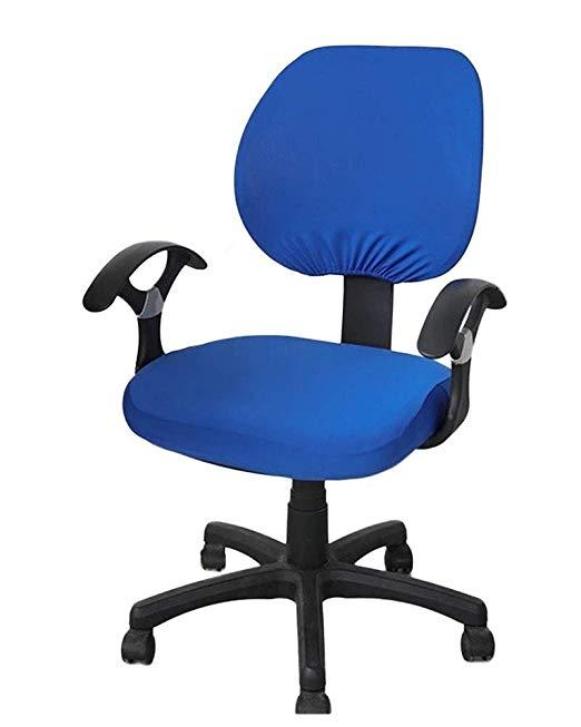 Ghế văn phòng , Ghế máy tính thiết kế đơn giản .