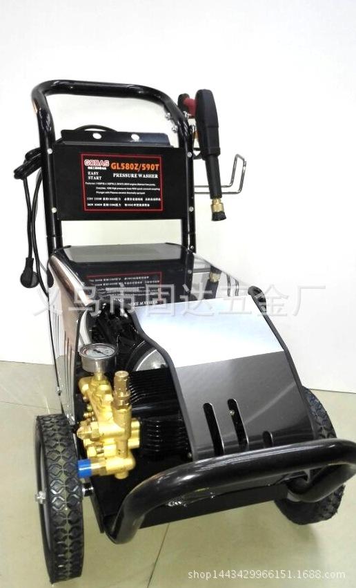 Đài Loan đạt cao áp tự động đóng rắn làm sạch súng máy cao cấp trang thiết bị dụng cụ rửa xe tắt máy