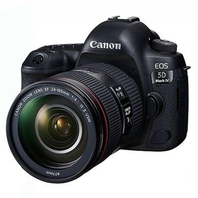 Canon 5D4 kit EOS 5D Mark IV 24-105 máy ảnh SLR chuyên nghiệp full frame SLR camera Báo cáo