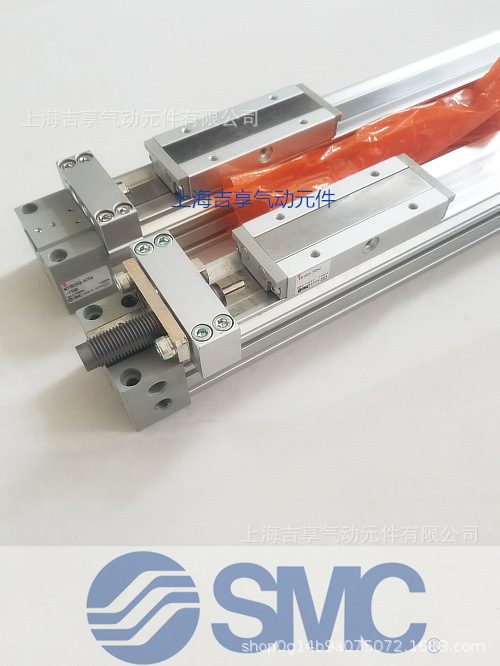 MY1B40G-2000H SMC mới ráp xong MY1B series Nhật Bản tham gia loại máy không có que xi lanh