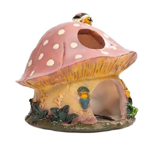 Mô hình Đồ trang trí hình dạng nhà nấm  .