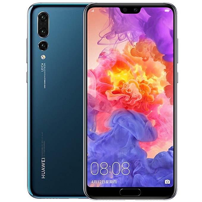 Huawei Huawei P20 pro màn hình đầy đủ thẻ ba- bắn trò chơi điện thoại đầy đủ netcom điện thoại di độ