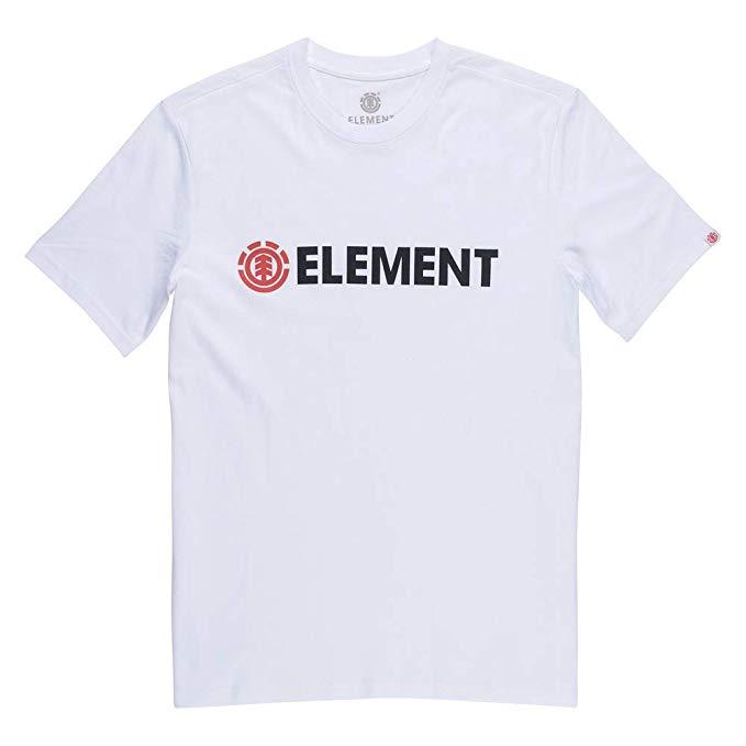 Áo thun trắng ngắn tay cho bé trai Blazin' T Element
