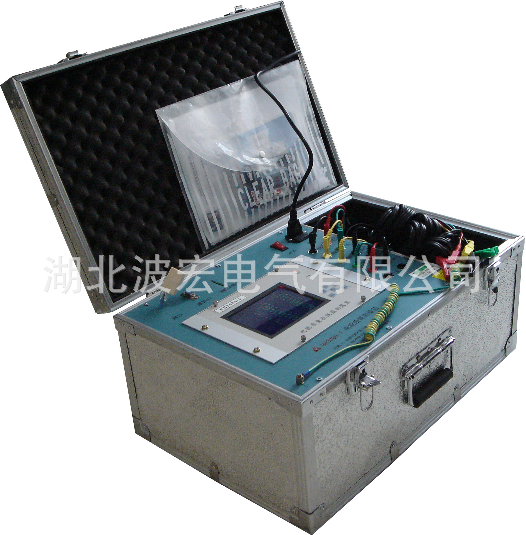 Wholesale power supply quality measuring box for intelligent power monitor