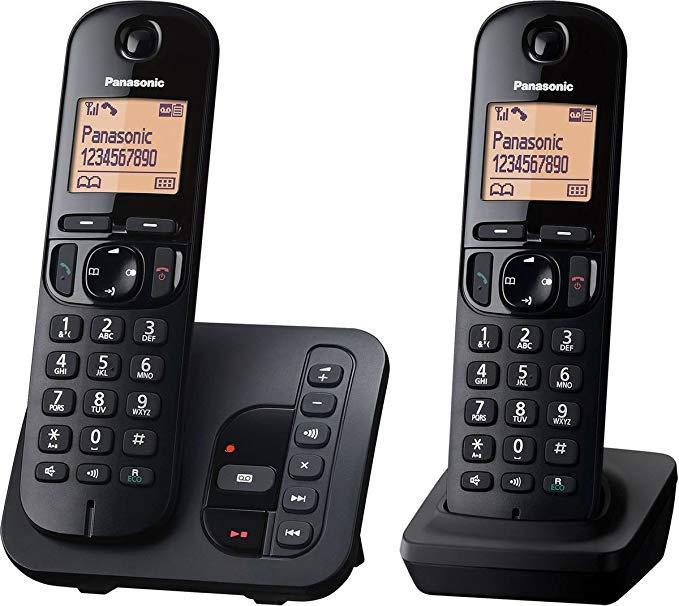 Điện thoại không dây Panasonic Panasonic KX-TGC222GB với