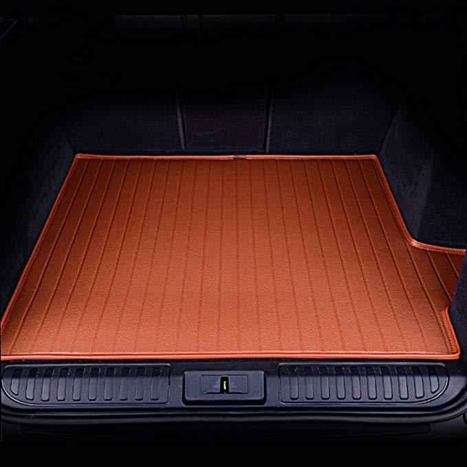 Yida đặc biệt đuôi hộp pad thân cây pad Peugeot 206 207 307 301 308 2008 408 3008 508 đánh dấu Xe đu