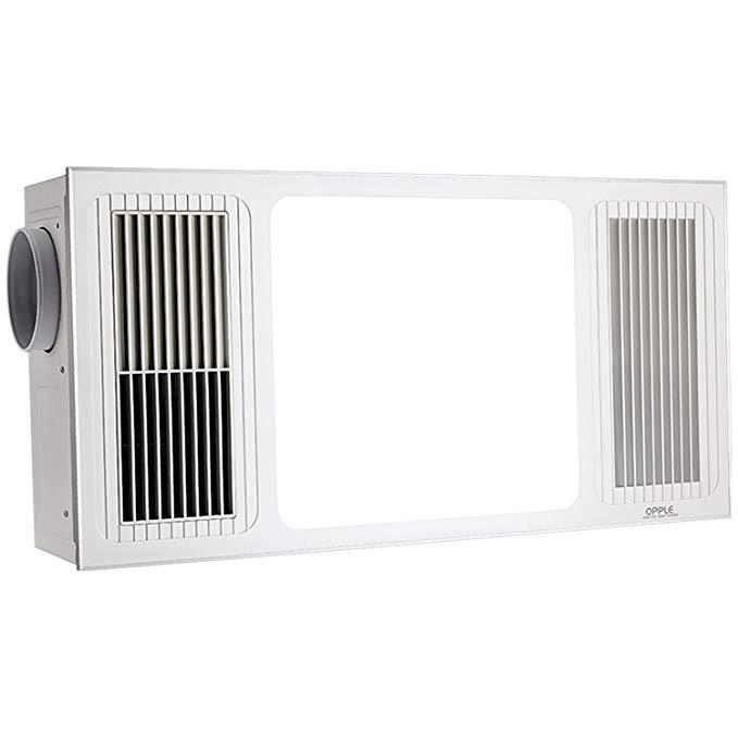 Op Light, tích hợp máy sưởi trần, sưởi ấm nhanh, thông gió, nâng cấp cảm ứng thông minh