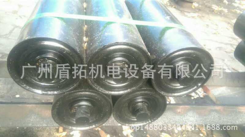 Shield roller