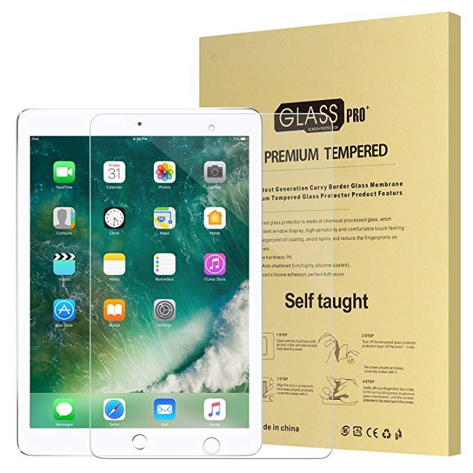 Hoa Kỳ MoKo Apple [2018 mới] Apple iPad tempered phim iPad Pro 9.7 arc cạnh tempered glass bảo vệ ph