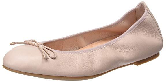 Giày búp bê da cao cấp dành cho nữ , Thương hiệu : UNISA ACOR_17_ST_Pink