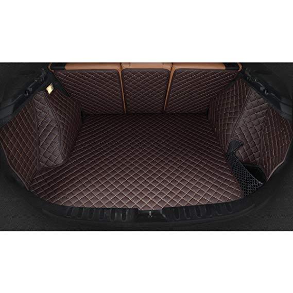 Thảm Khung Da Lót toàn diện cho xe hơi , Thiết kế sang Trọng .