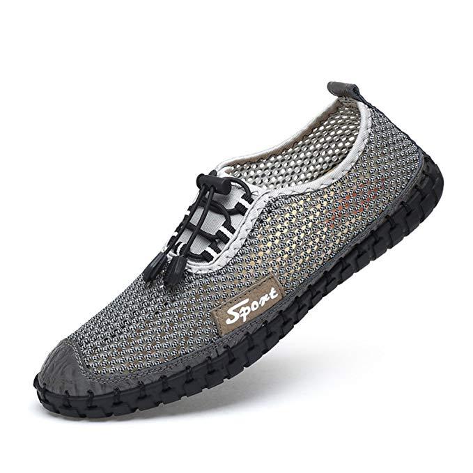 Giày thể thao nam dạng lưới FeO DvKe QX50-9013V