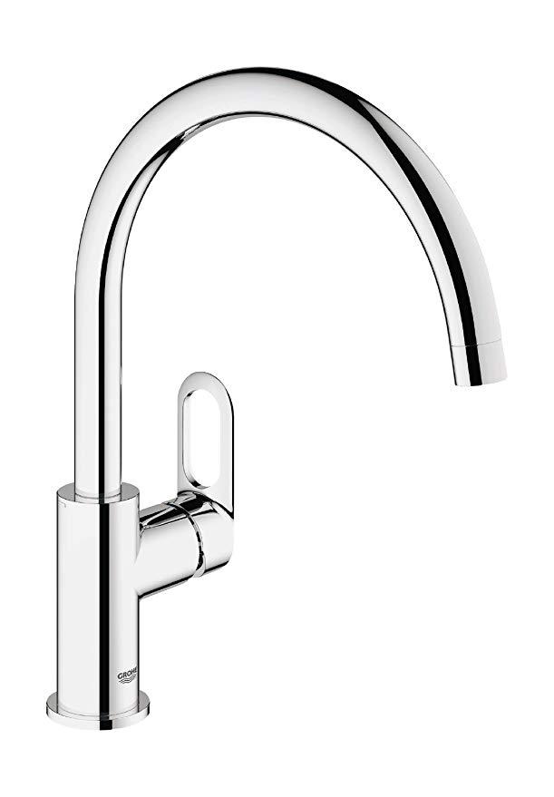 Grohe Vòi nước bồn rửa Tay nhà bếp 360 °, (31374000)