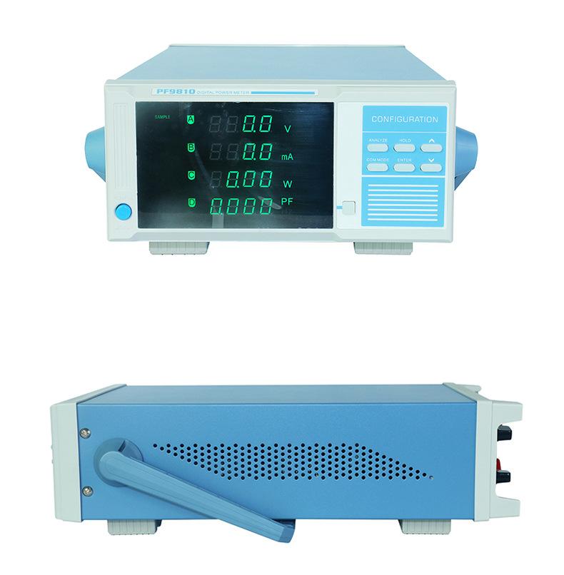 Xa PF9810 nhỏ hiện tại loại pin thông minh máy đo công suất thiết kế phân tích hài hòa