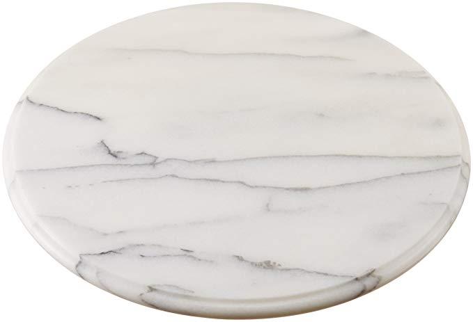 Bàn xoay đá cẩm thạch 35cm
