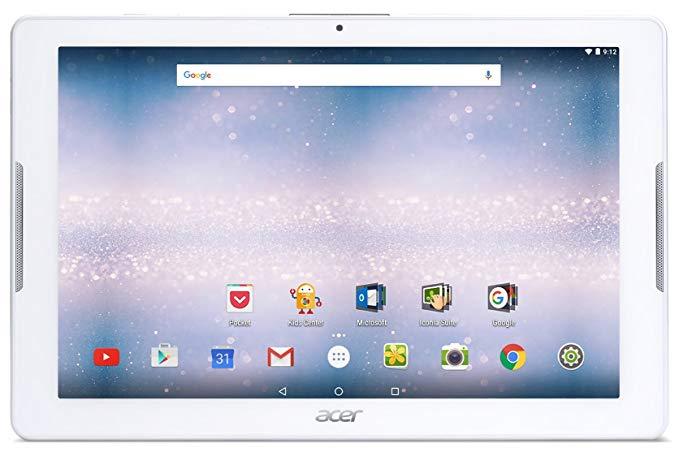 Máy Tính Bảng Acer - Iconia Tablet trắng