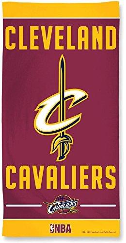 Bóng đá bãi biển NBA Cleveland Cavalier 76,2 x 152,4