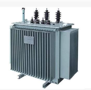 Vương quốc Nam Tư chất S11-M-4000KVA mạng lưới phân phối dầu ba pha đắm 10KV/0.4KV máy biến áp