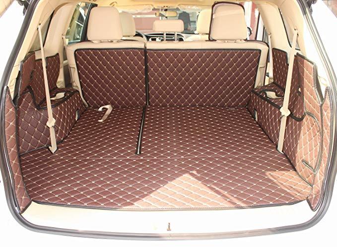 Yue Heng _ Porsche Macan thân cây mat phía sau kho mat đuôi hộp mat không có mùi VV chịu mài mòn da