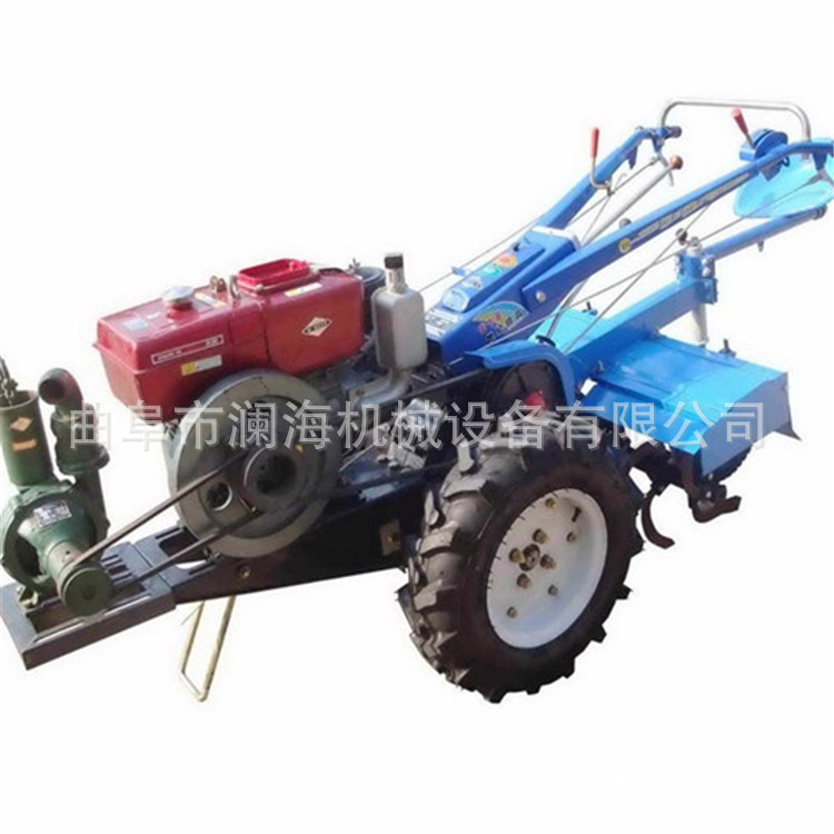 10 horsepower walking tractor 12 horsepower agricultural rotary tillage tractor supporting various t