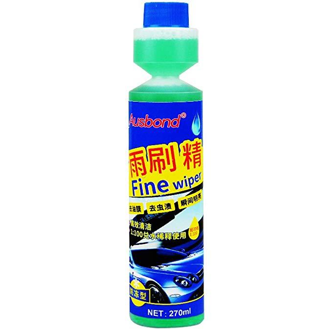 Nước rửa kính chắn gió sạch hơn , dành cho xe hơi .