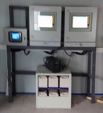 CPK-800 nhiều kênh 8 kênh sóng siêu âm đo lưu lượng thâm nhập ống giai đoạn 12 inch màn hình cảm ứng