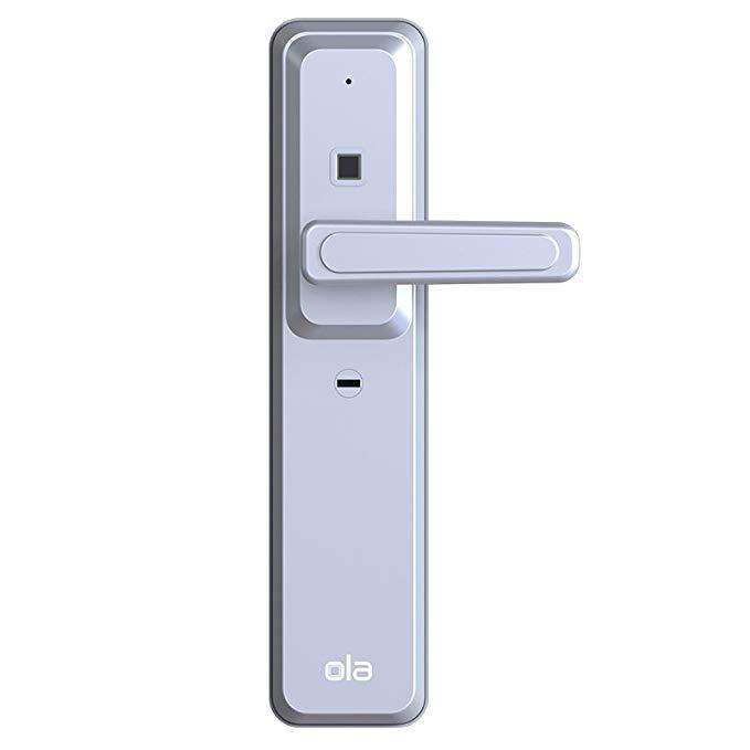 Khóa An Ninh : khóa cửa phòng bằng khóa điện tử Thông minh .