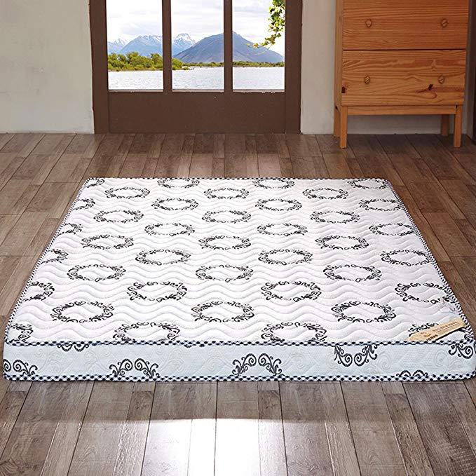 Nệm bọt xốp ba chiều kết hợp vải dệt kim dày .