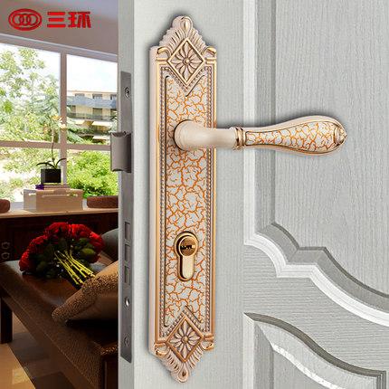 Khóa An Ninh : khóa cửa cho nội thất phòng sang trọng .