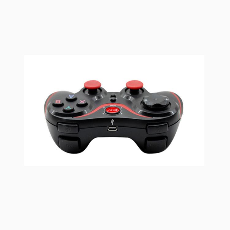 Botianyuan nhà sản xuất bán buôn PS3 không dây Bluetooth game controller đúp rung trò chơi điều khiể