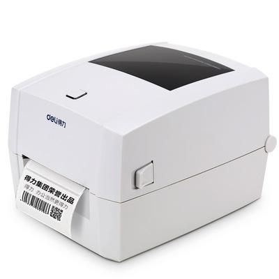 Có thẩm quyền DL-888D điện tử máy in đơn nhiệt tự dính nhãn express hóa đơn máy in mã vạch