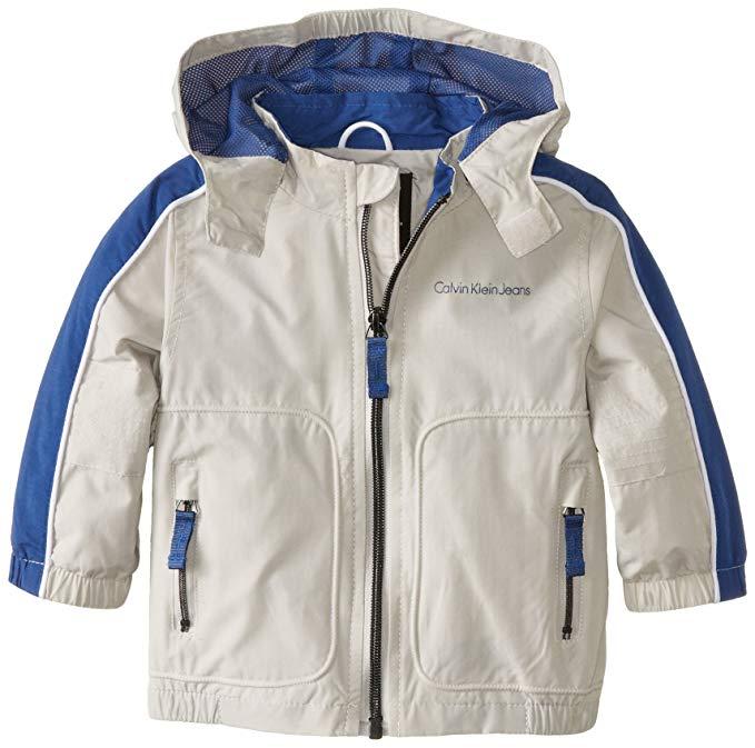 Calvin Klein Boy * Công suất áo khoác không thấm nước