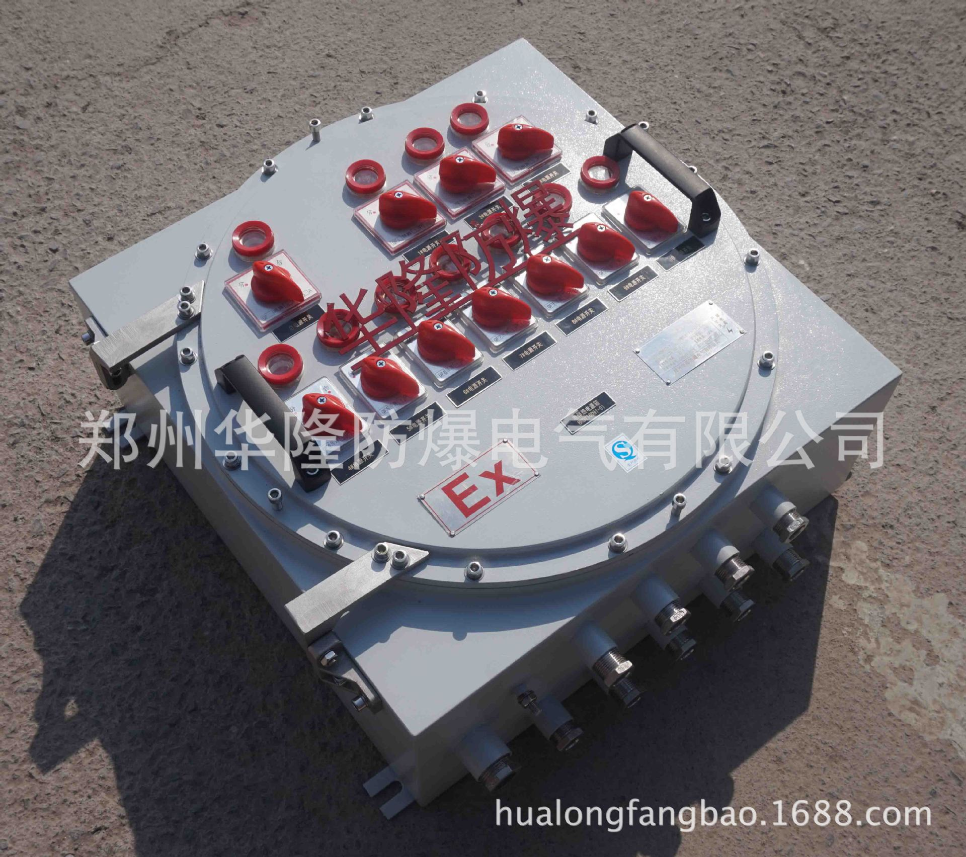 304/316 nổ thùng thép không gỉ thép với các nhà sản xuất hộp phân phối hộp gỡ bom nổ.