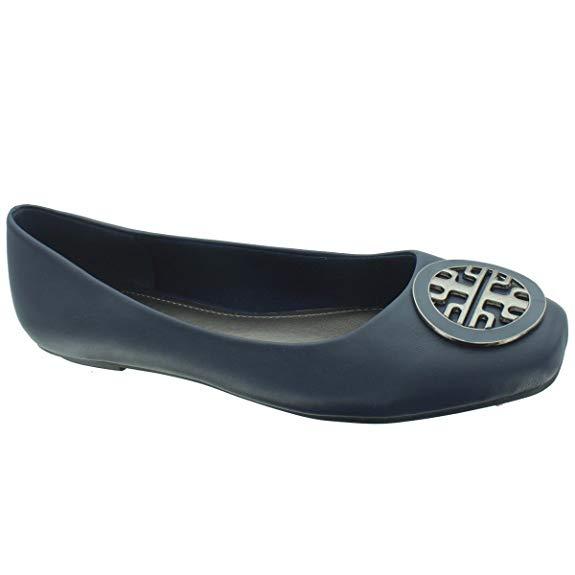 Giày búp bê da cao cấp dành cho nữ , Thương hiệu : Pierre dumas .