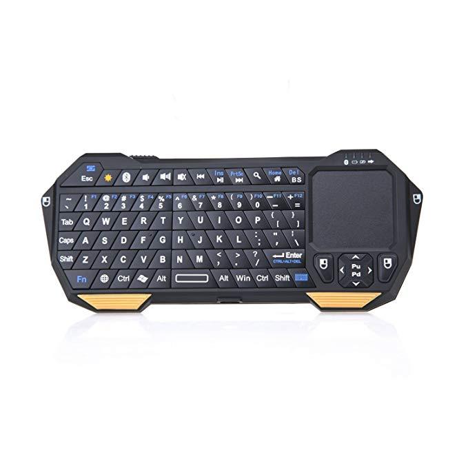 Bàn phím mini SEENDA IS11-BT05 Bàn phím cảm ứng Bluetooth