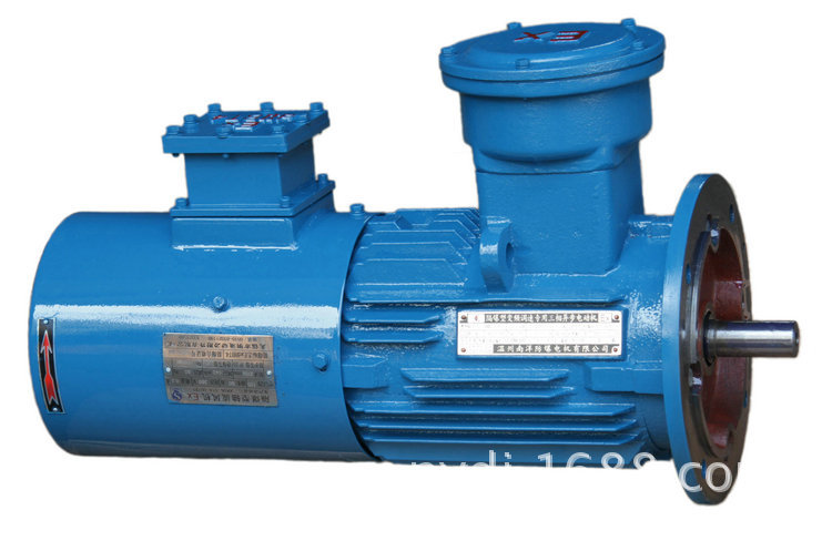 The manufacturer produces all kinds of high quality explosion-proof inverter motor.