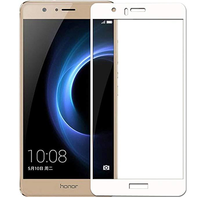 Tiya Huawei vinh quang V8 tempered phim 2 piece điện thoại di động phim bảo vệ phim HD phim chống ch