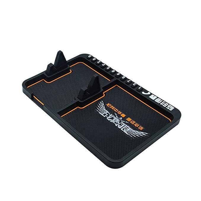Khay Để điện thoại chống trượt , dành cho xe hơi .