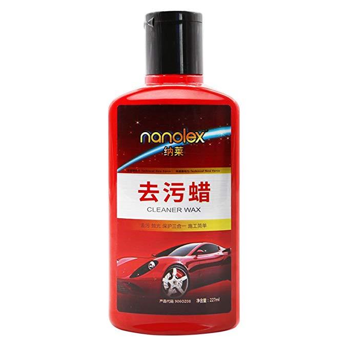 Sáp rửa xe đánh bóng chống oxy hóa , Nhập Khẩu chính hãng .